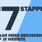 7 Stappen meer bezoekers - ebook - SoHosted